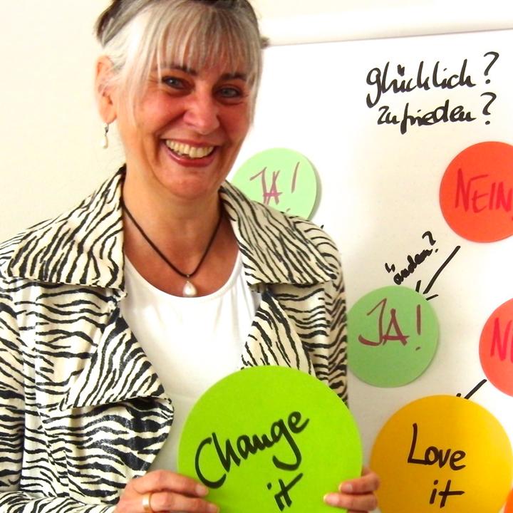 Regina Gibhardt, Coaching Kassel, Jutta Leimbach